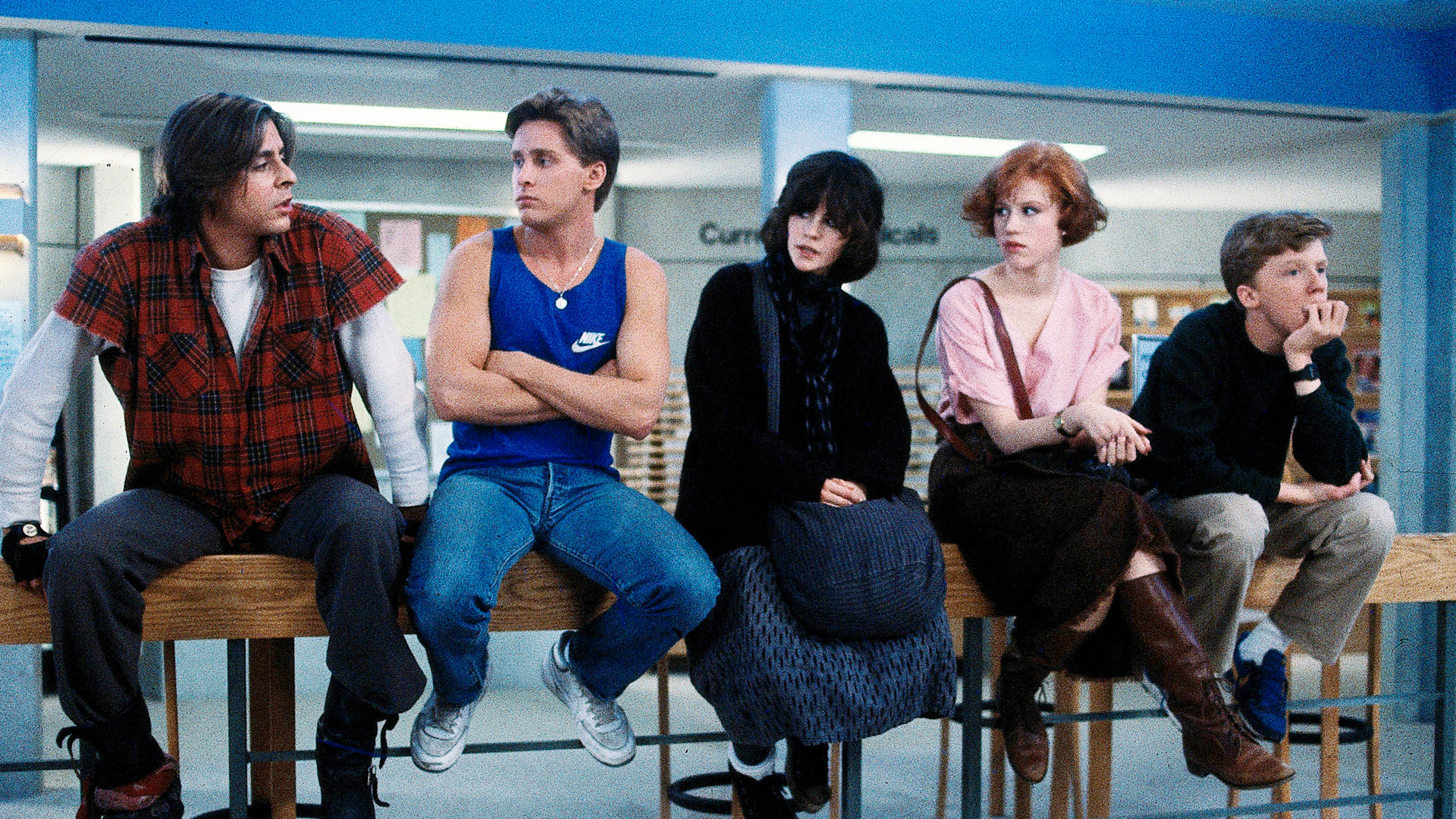 breakfast club themes essay