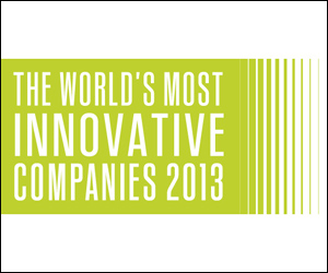 Most Innovative Companines 2013